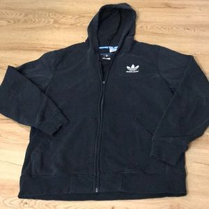 Adidas hoodie size medium men's